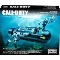 Megabloks Micro Call of Duty Ponorka