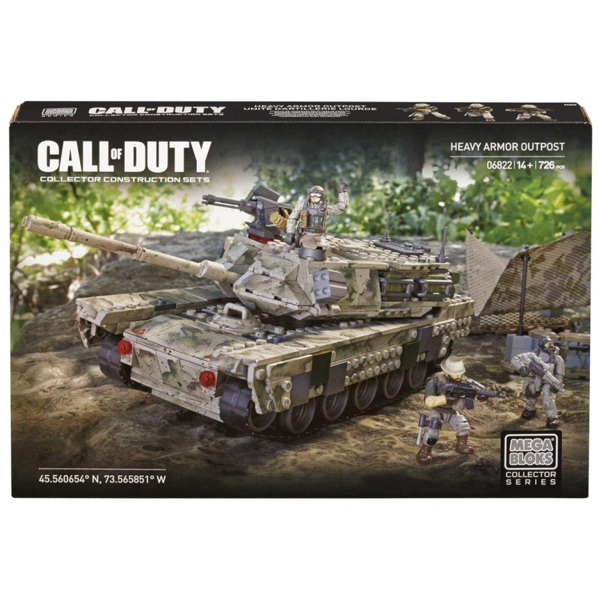 MEGABLOKS 06822 - Micro - Call of Duty - Tank