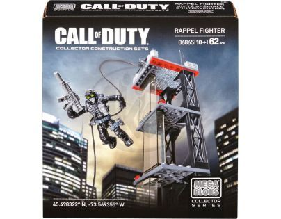 Megabloks Micro Call of Duty útok - Ghosts Rappel Fighter