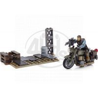 Megabloks Micro Call of Duty útok - Motorbike Breakout 2