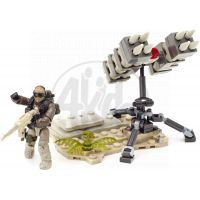 Megabloks Micro Call of Duty útok - Sam Turret 2