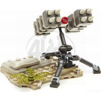 Megabloks Micro Call of Duty útok - Sam Turret 3