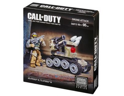 Megabloks Micro Call of Duty Vozidlo - Drone