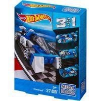 Megabloks Micro Hot Wheels 3v1 angličák - Chromad