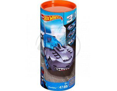 Megabloks Micro Hot Wheels 3v1 turbo angličák - Sharkbite