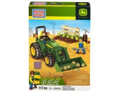 MEGABLOKS 80840 - Micro - John Deere - Traktor
