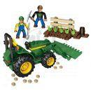 MEGABLOKS 80840 - Micro - John Deere - Traktor 3