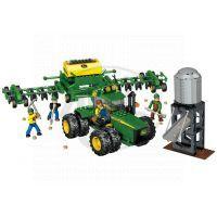 MEGABLOKS 80842 - Micro - John Deere - Velký agroset - secí stroj 3