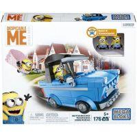 MegaBloks Mimoňové rychlé vozidlo - Auto