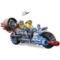 MegaBloks Mimoňové rychlé vozidlo - Chaotická motorka 2