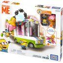 MegaBloks Mimoňové zmrzlinářský vůz 4