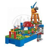 Megabloks Mini - Mašinka Tomáš a přátelé - velký hrací stůl 2