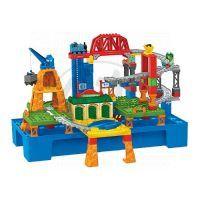 Megabloks Mini - Mašinka Tomáš a přátelé - velký hrací stůl 3
