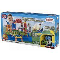 Megabloks Mini - Mašinka Tomáš a přátelé - velký hrací stůl 4