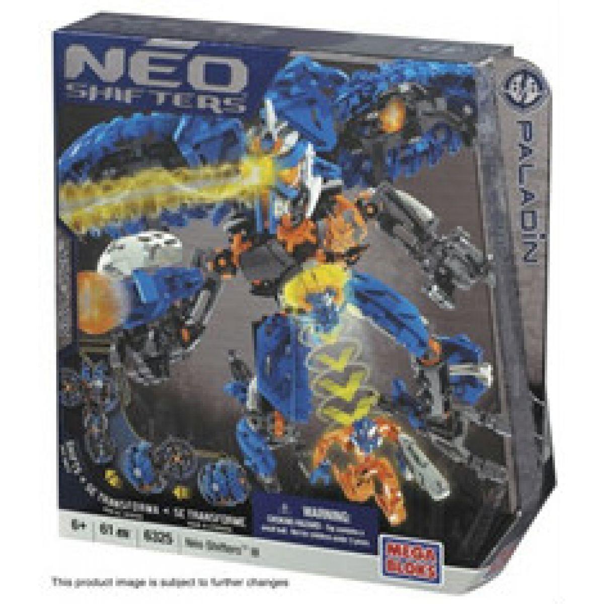 Megabloks Neo Shifter Paladin Nova Your