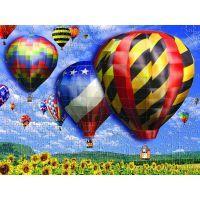 Megabloks Puzzle 3D Balóny 2