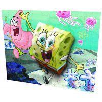 Megabloks Puzzle 3D Sponge Bob 2