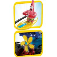 MegaBloks SpongeBob Monster Rally Boat 6