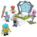 MegaBloks SpongeBob Střední set - Jellyfish Baseball 2