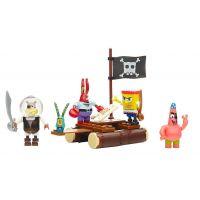 MegaBloks SpongeBob Střední set - Pirate Figure Set 2