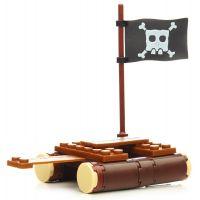 MegaBloks SpongeBob Střední set - Pirate Figure Set 4