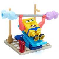 MegaBloks SpongeBob Základní set - Wacky Gym CNF63 2