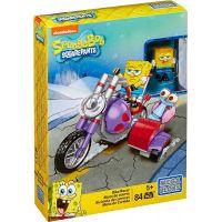 MegaBloks SpongeBob Závodníci - Bike Racer