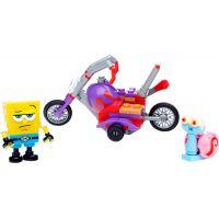 MegaBloks SpongeBob Závodníci - Bike Racer 3