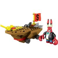 MegaBloks SpongeBob Závodníci - Mr. Krabs Racer 2