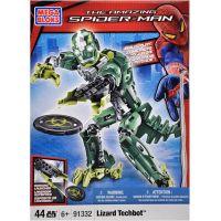 Megabloks The Amazing Spider-man Lizard Techbot