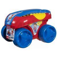 MEGABLOKS Mega 00530 - Vozík s kostkami 2