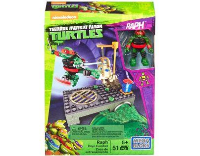 MegaBloks Želvy Ninja Trénink v doupěti - Raph Dojo Combat
