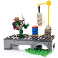 MegaBloks Želvy Ninja Trénink v doupěti - Raph Dojo Combat 2