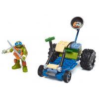 MegaBloks Želvy Ninja Závodníci - Leo Pizza Roadster 2