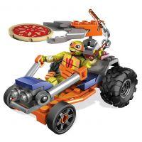 MegaBloks Želvy Ninja Závodníci - Mickey Pizza Racer 2