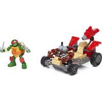 MegaBloks Želvy Ninja Závodníci - Raph Pizza Speeder 2