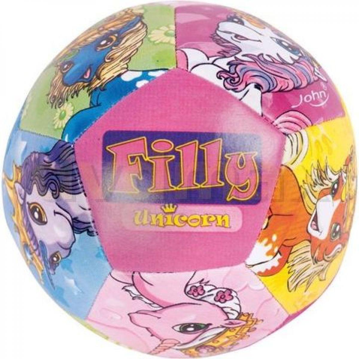 Měkký míček Filly 10 cm