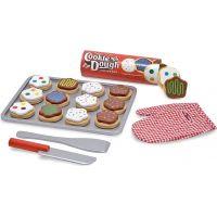 Melissa & Doug Dřevěný set na pečení sušenek