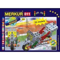 Stavebnice Merkur M 011 Motocykl