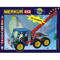 Stavebnice Merkur M 012 Odtahové vozidlo