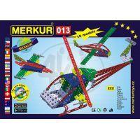 Stavebnice Merkur M 013 Vrtulník