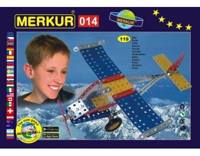 Stavebnice Merkur M 014 Letadlo