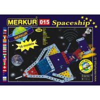 Stavebnice Merkur M 015 Raketoplán