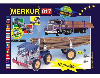 Stavebnice Merkur M 017 Kamión