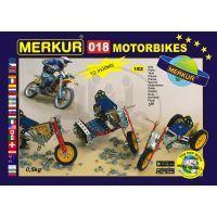 Stavebnice Merkur M 018 Motocykly