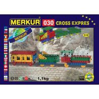 Stavebnice Merkur M 030 CROSS Express
