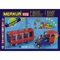 Stavebnice Merkur M 032 Železniční modely