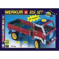 Stavebnice Merkur 4