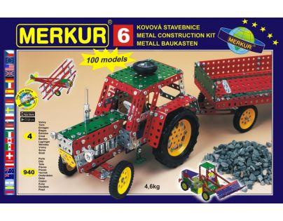Stavebnice Merkur 6
