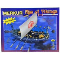 Stavebnice Merkur Age of Vikings